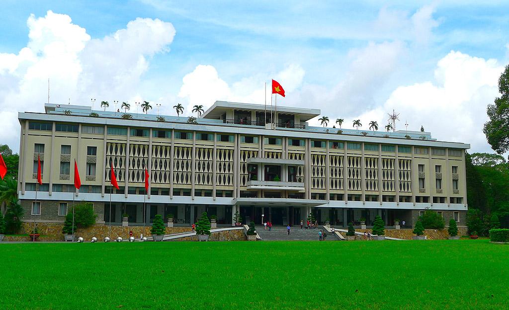 Antiguo palacio presidencial