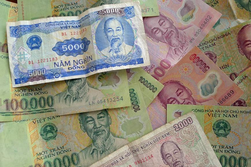 Billetes Ho Chi Minh