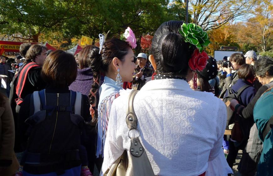 Fiesta de España en Yoyogi