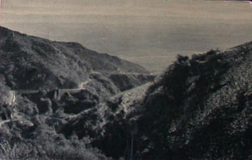 postal antigua sierra morena