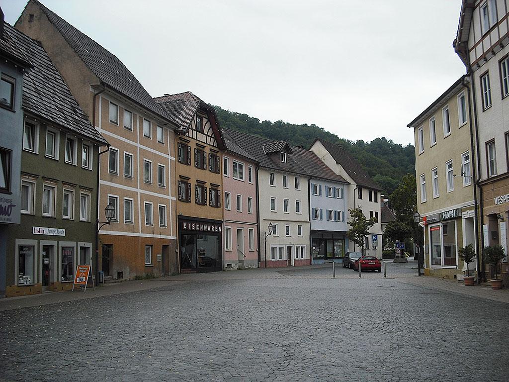 Oberndorf, un pueblo muerto