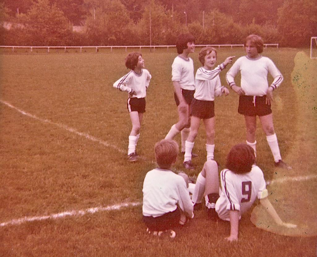 equipo de futbol alevin