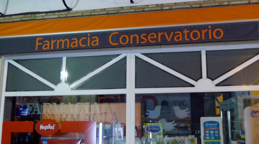 Farmacia Conservatorio