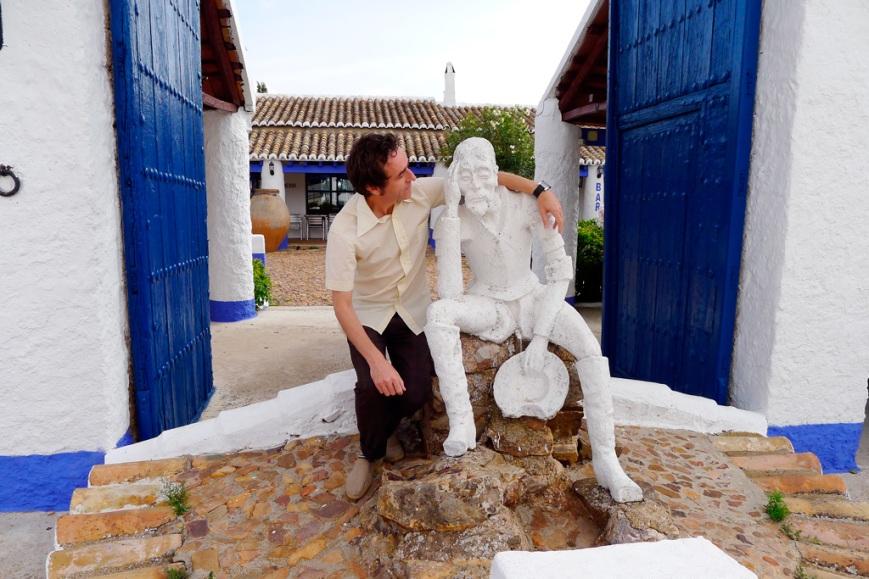 Nando y Quijote