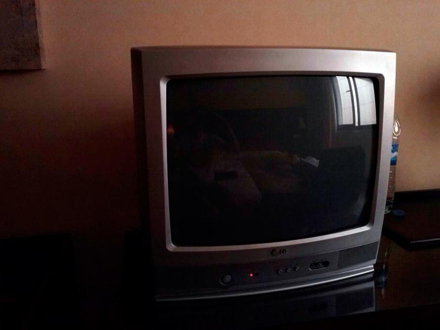 Televisor-analógico