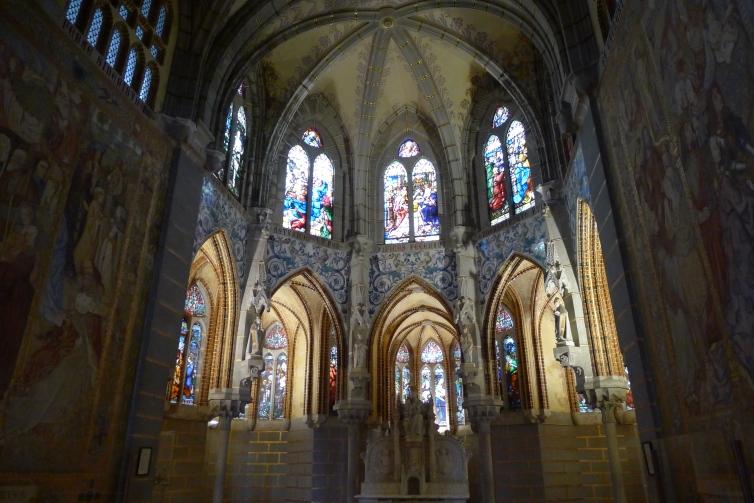 El palacio episcopal por dentro