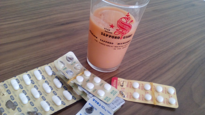 gazpacho o pastillas